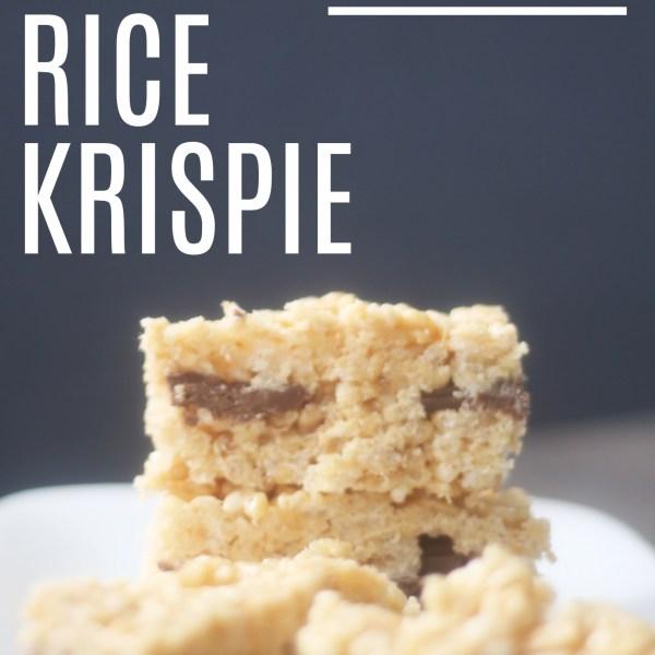 RICE KRISPIE S'MORES