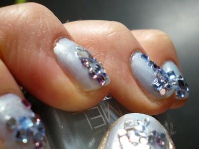 Jewelled Nails