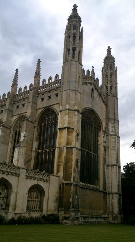 Kings College Chapel.