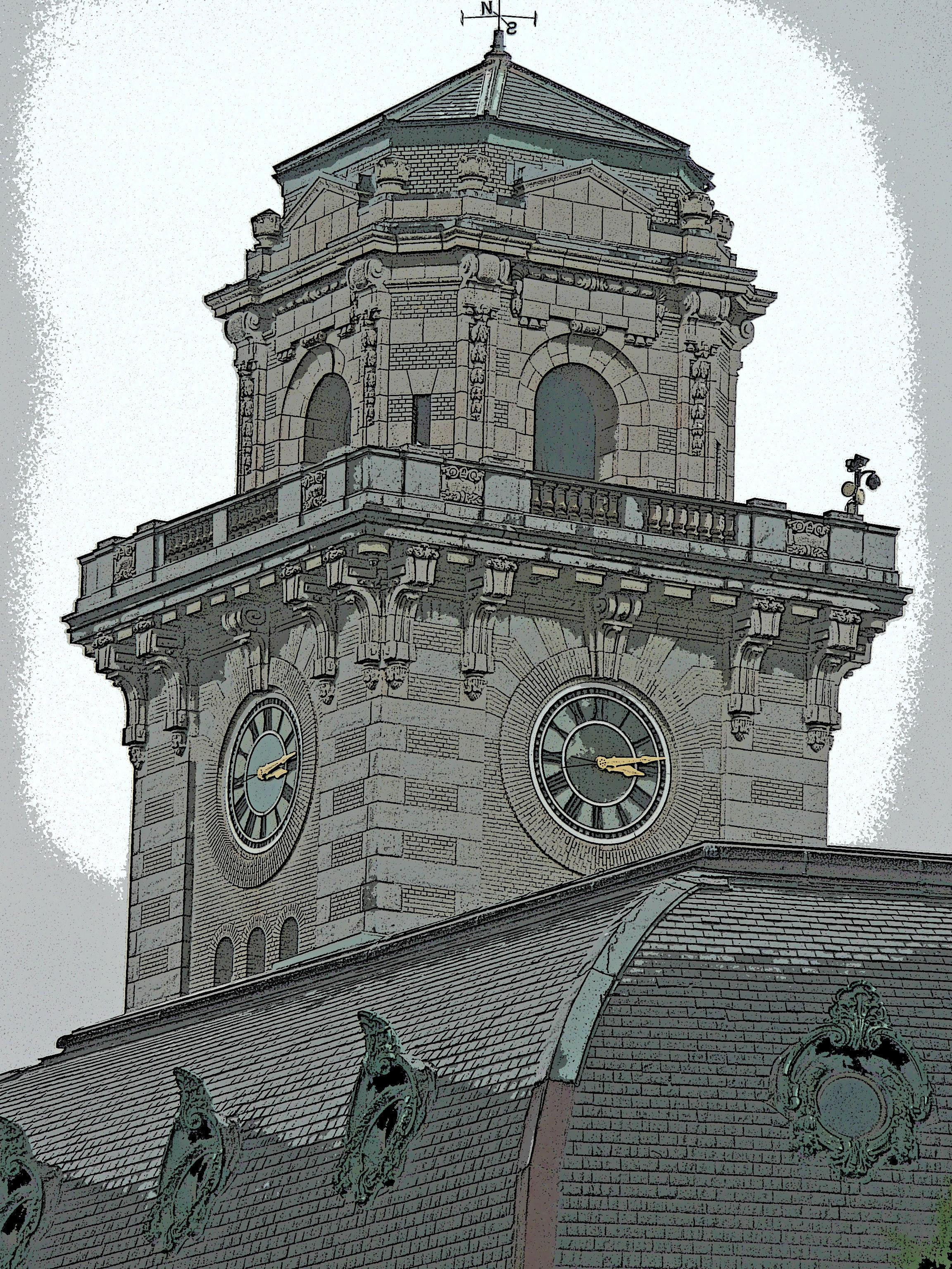 Naval Academy Clock Tower