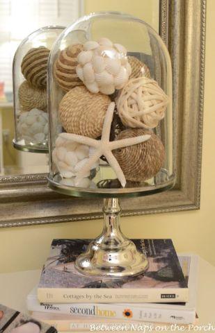 display dome shells