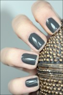 nail color grey 2