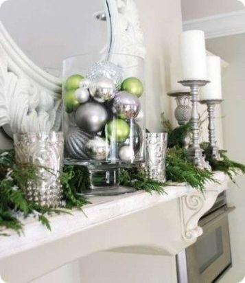 Christmas cylinders