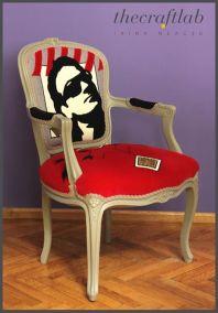 Irina Neacsu chair