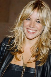 everydayfacts fringes hair sienna miller