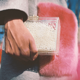 everydayfacts Frosty Clutch by Ashlyn'd