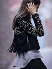 everydayfacts fringe jacket