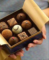chocolate box Moonstruck