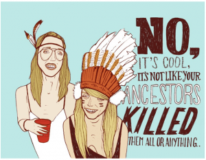 The Difference Between Cultural Exchange and Cultural Appropriation
