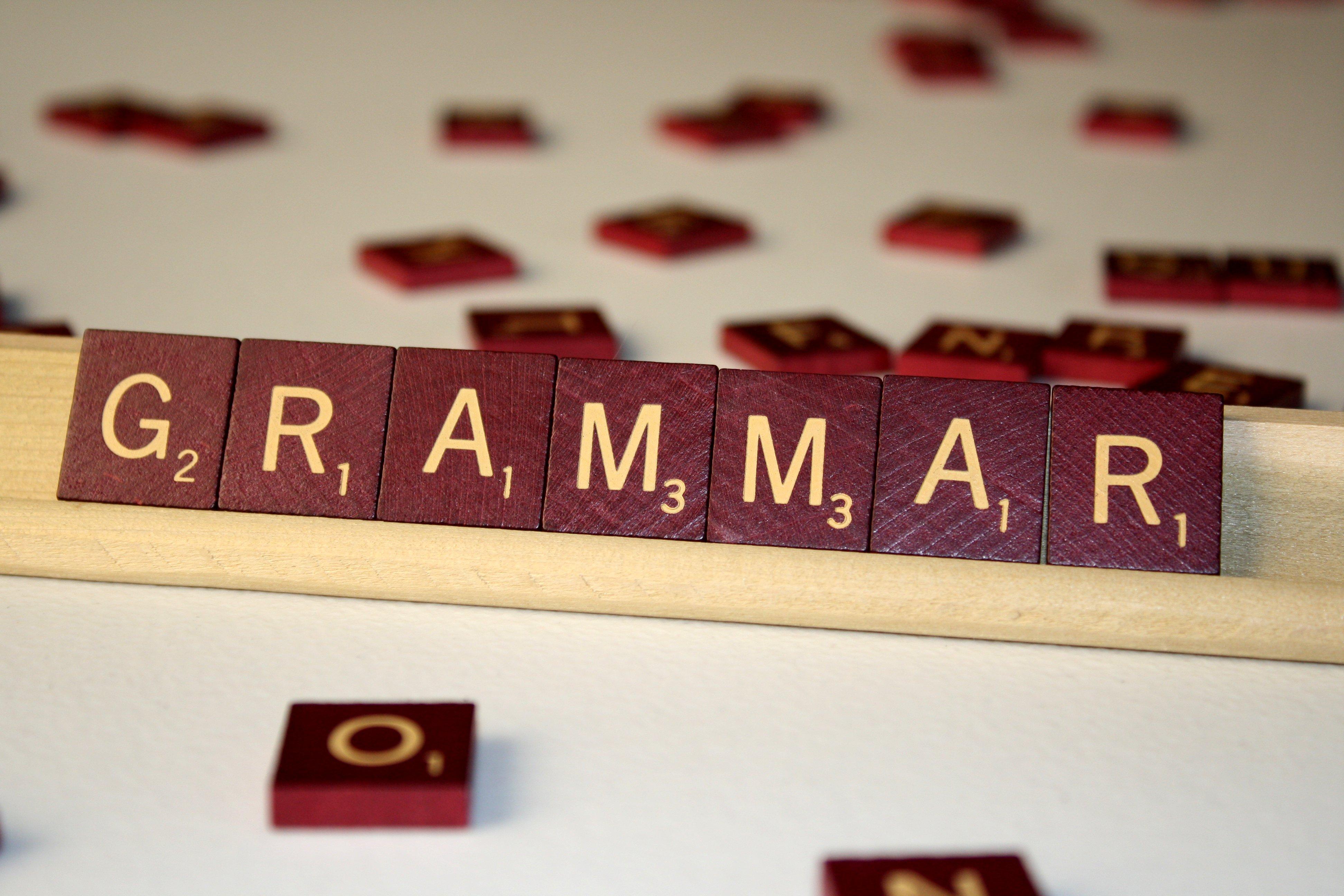 Image result for grammar