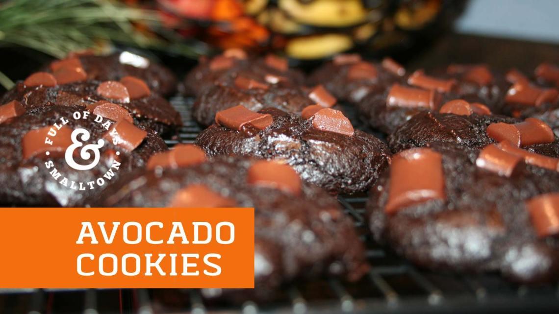 Avocado Cookies Header