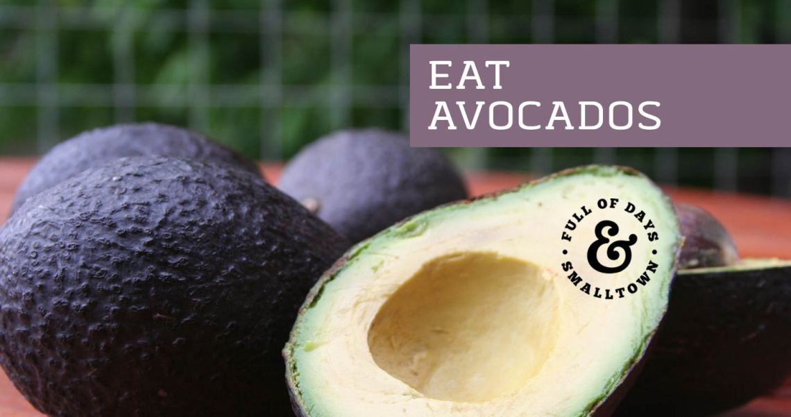 5 Reasons to Eat Avocados