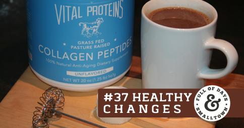 Healthy Change #37 – Collagen
