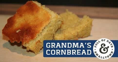 Grandma's Buttermilk Cornbread