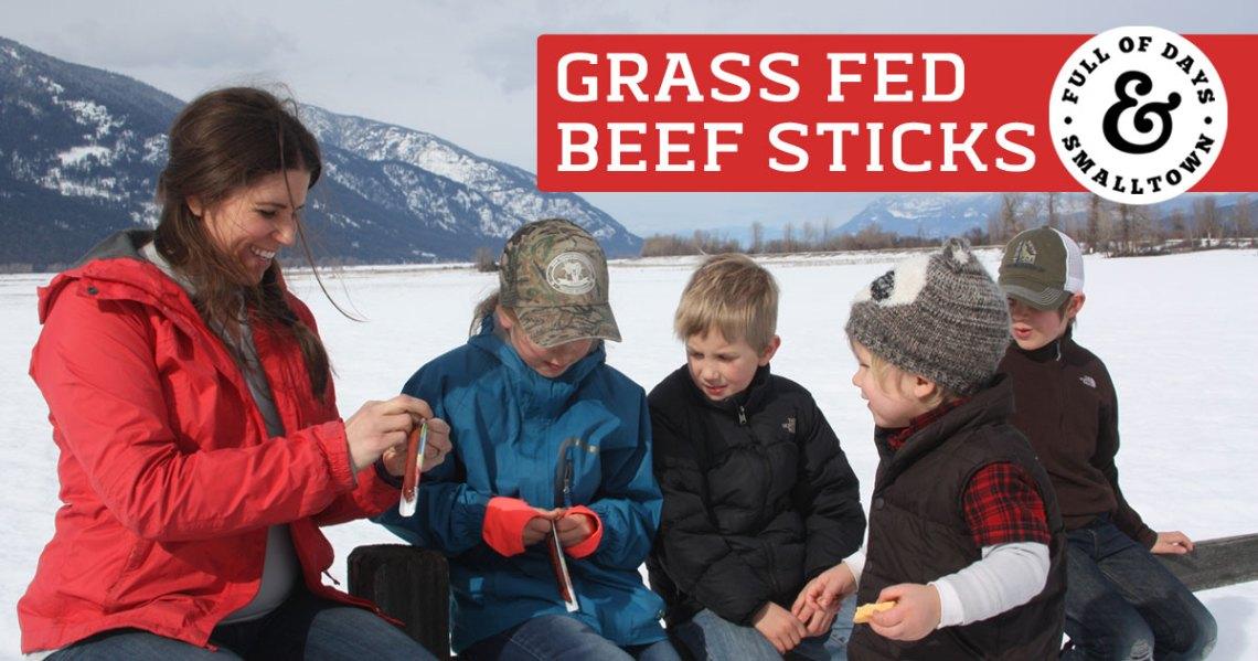 Making Healthy Convenient – Beef Sticks