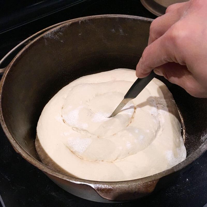 sourdough-boule-scoring-loaf