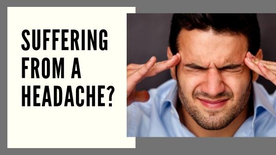 Suffering from a Headache_