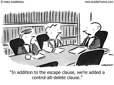 Wishing For Control-Alt-Delete?