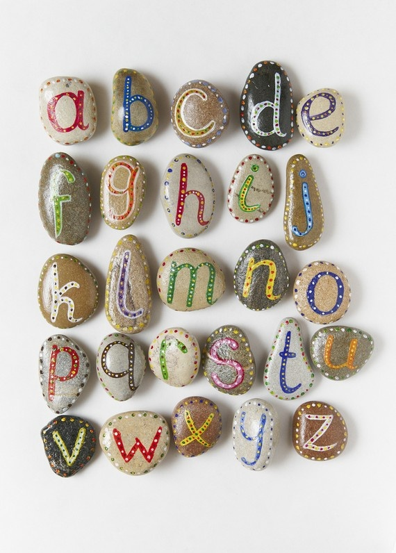 The Alphabet Is Fine