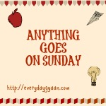 Introducing Anything Goes on Sundays