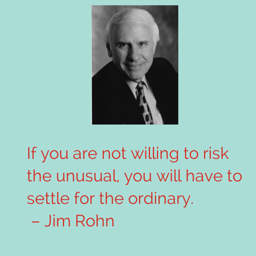 25 Motivational Jim Rohn Quotes