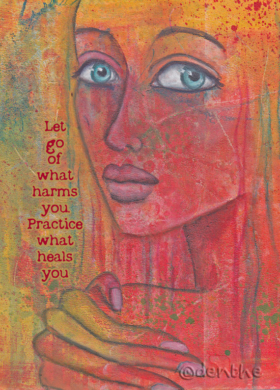 Practise What Heals  #MondayMusings