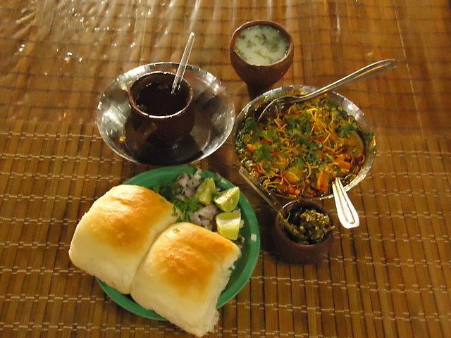 Of Misal Pav And Other Traditional Dishes Of Mumbai