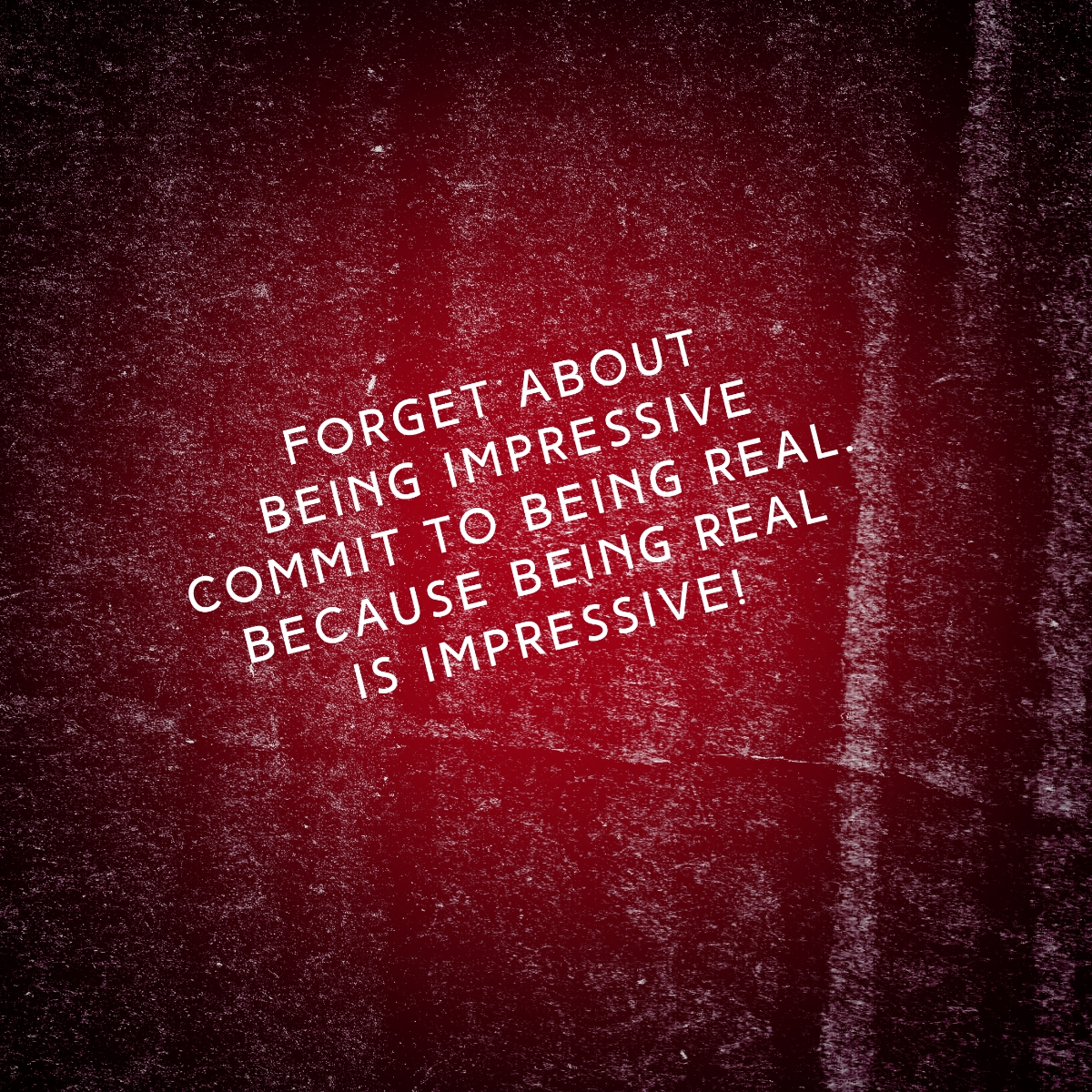 being-real