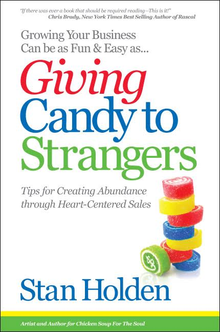 Giving Candy To Strangers – Review & Giveaway