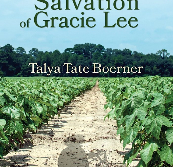 The Accidental Salvation Of Gracie Lee – Author Interview