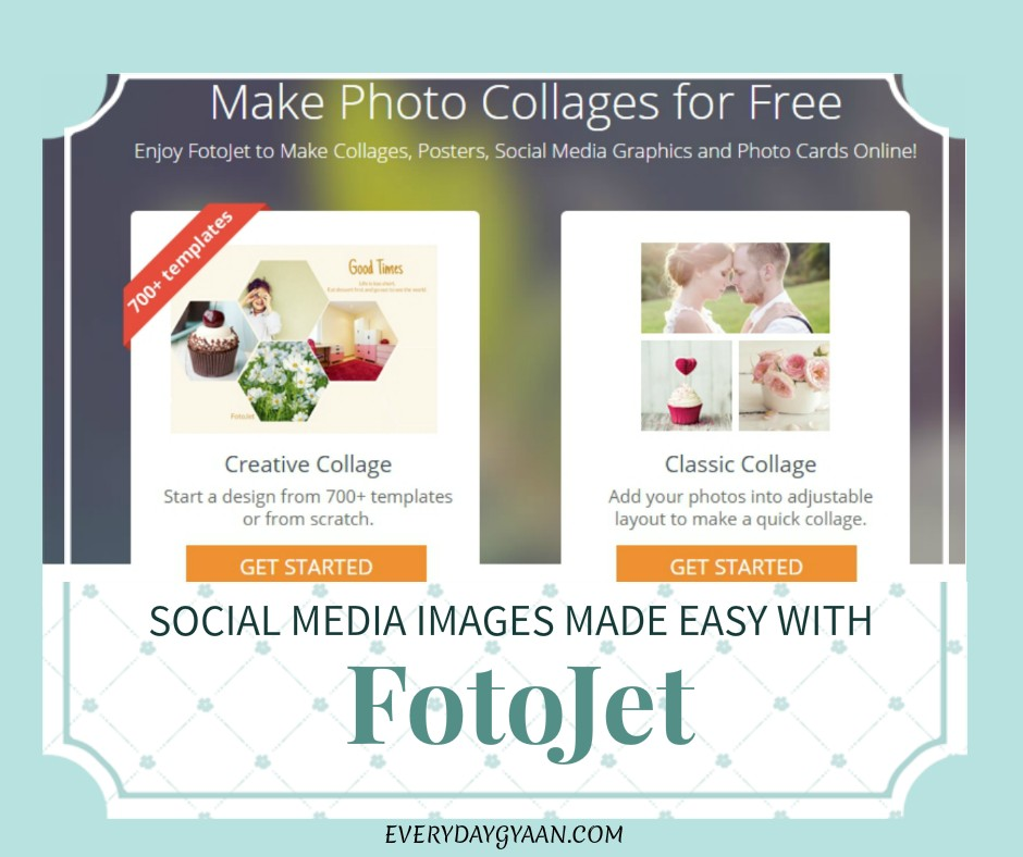 Social Media Images Made Easy With FotoJet
