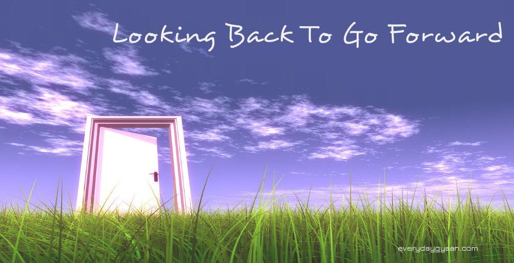 Looking Back To Go Forward #FridayReflections