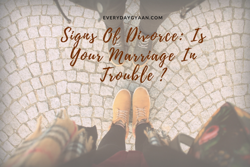 Is Your Marriage In Trouble