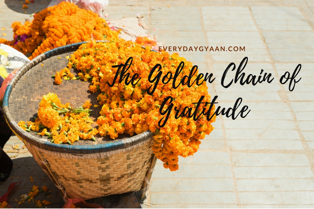 The Golden Chain of Gratitude