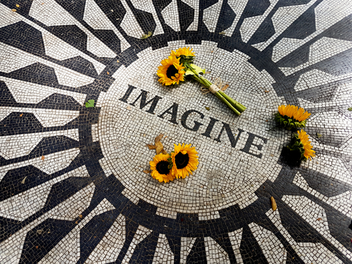 The Strawberry Fields Mosaic
