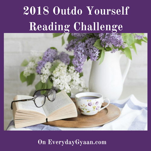 2018 Outdo Yourself Reading Challenge