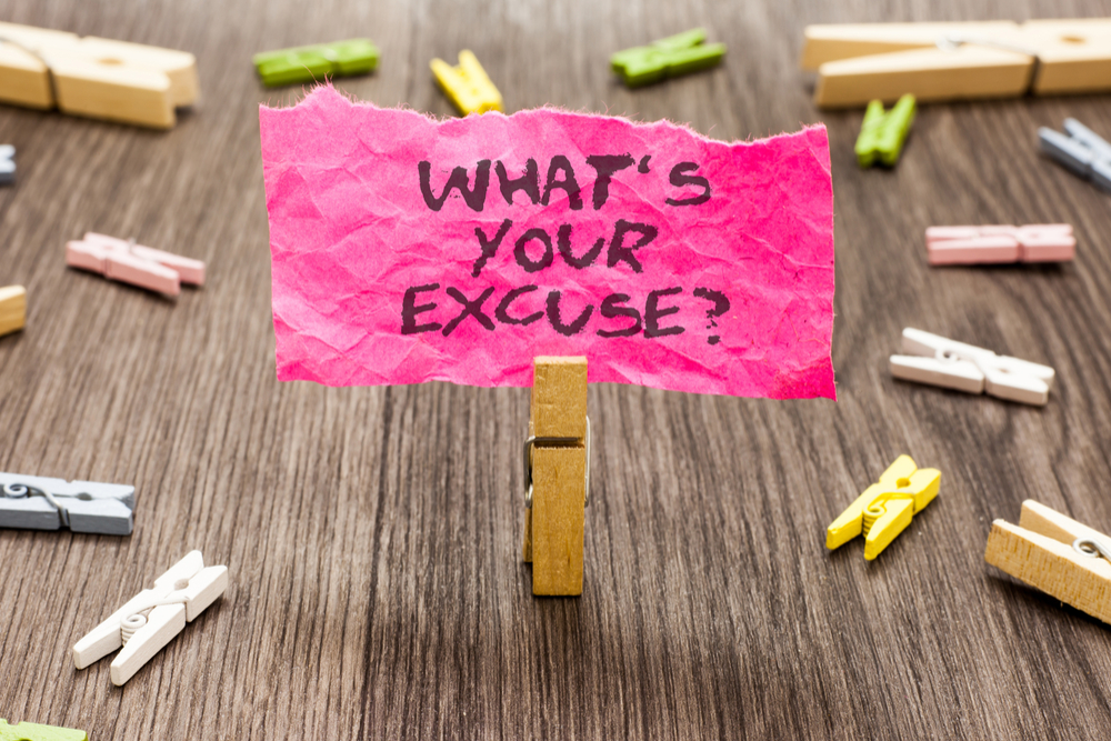 Making Excuses For Others