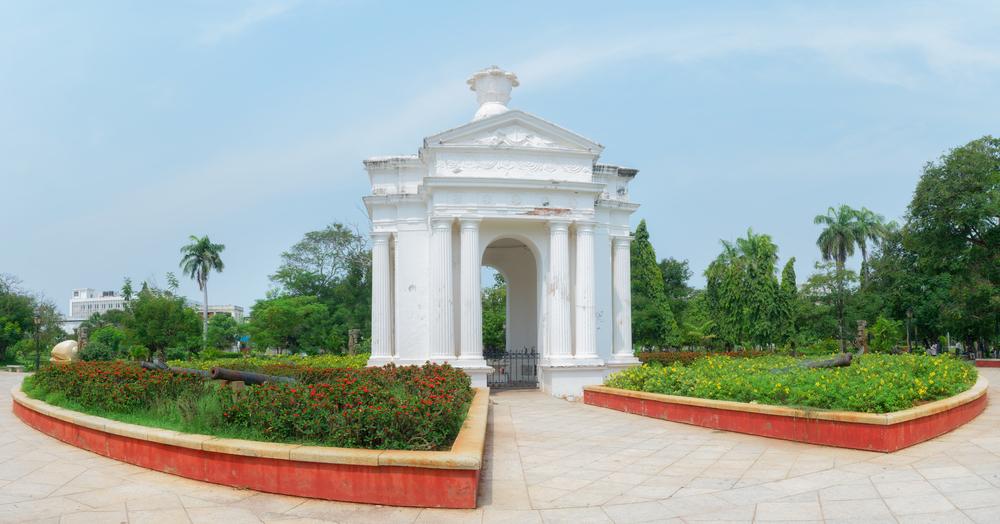 pondicherry aayi mandapam