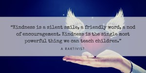 Making Kindness the norm