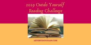 2019 Outdo Yourself Reading Challenge