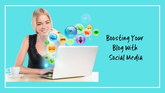 Boosting Your Blog With Social Media