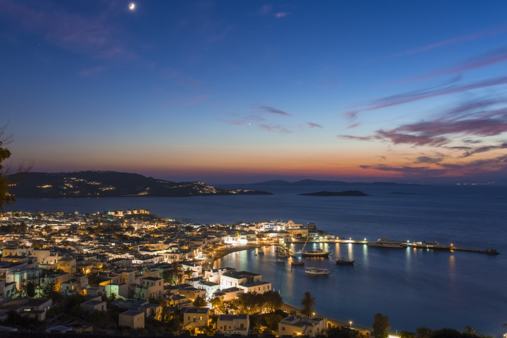 Best spots to visit in mykonos