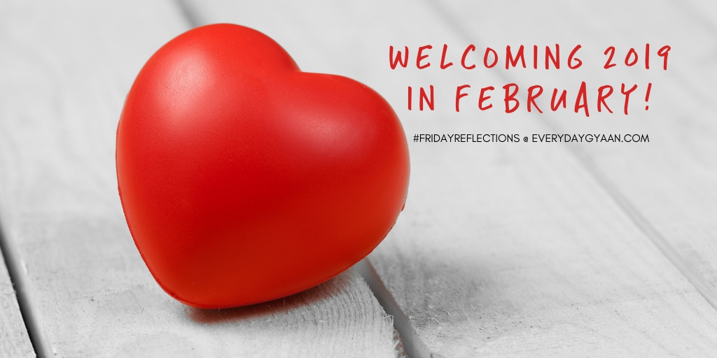 welcoming 2019 in february!