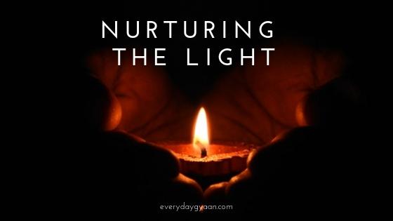 Nurturing The Light #writebravely