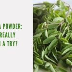 Moringa Powder: Is it Really Worth a Try?