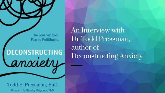 Deconstructing Anxiety