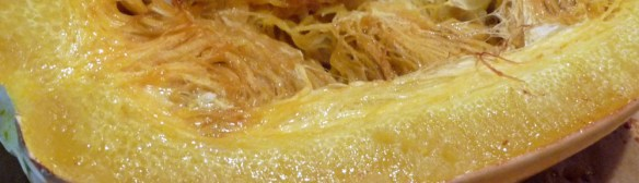 Baked Spaghetti Squash (c) jfhaugen