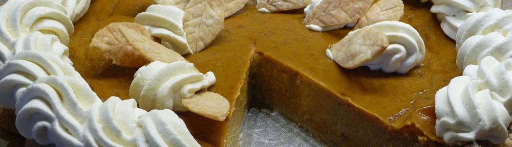 Maple Pumpkin Pie (c) jfhaugen