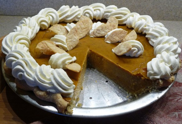 Perfectly Delicious Maple-Pumpkin Pie