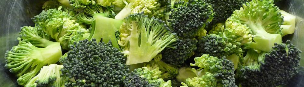 Broccoli Florets (c) jfhaugen